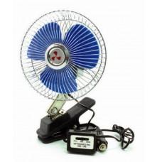 Вентилятор автомобильный Kioki 12 V -6