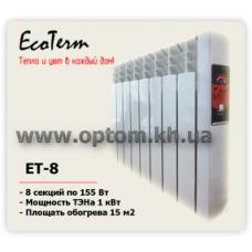 Электрическая батарея EcoTerm ET-8