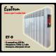 Электрическая батарея EcoTerm ET-9